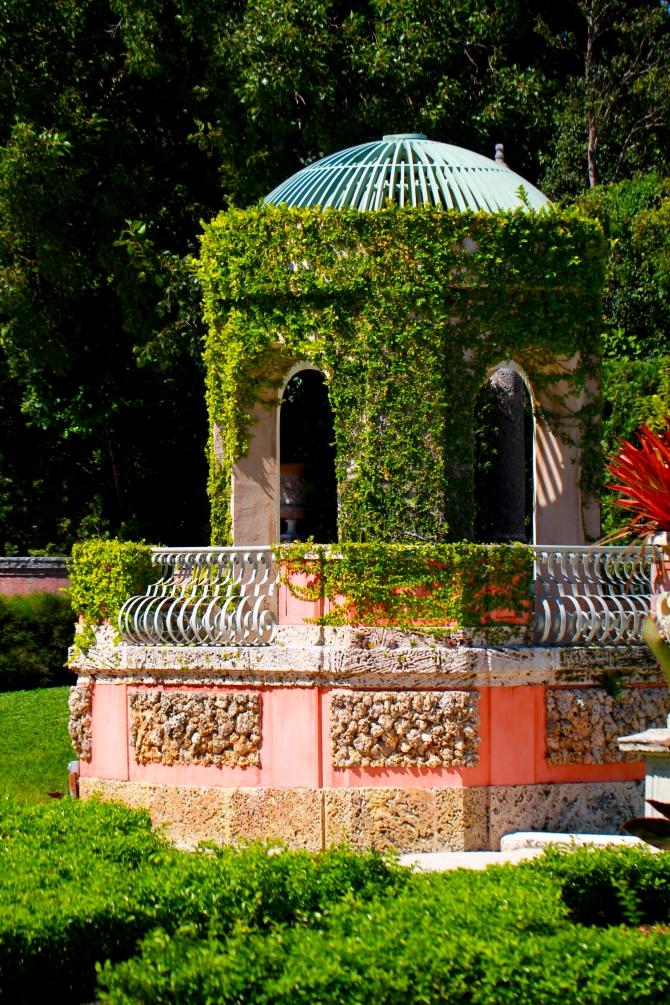 Viscaya Gardens -Miami 2013